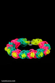 bracelet color bands images Rainbow loom color ideas 3 jpg