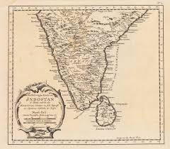 India Maps by Antique Indian Maps From 1700 U2032s Antique Indian Maps