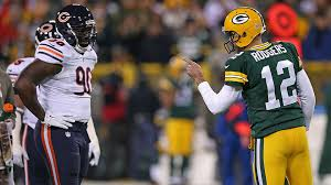 green bay packers thrash hapless chicago bears on aaron rodgers