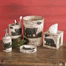 Bear Bathroom Accessories by Bear Moose Bathroom Accessories Bathroom Design