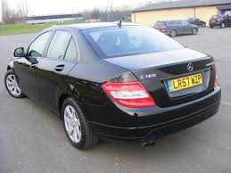 used mercedes c class for sale in uk used mercedes 2007 petrol class c180k se 4dr manaul saloon