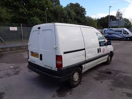 used citroen dispatch hdi 900 enterprise no vat white