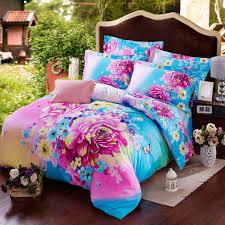 Pink Rose Duvet Cover Set Blue Rose Design Duvet Cover Sets Ebeddingsets