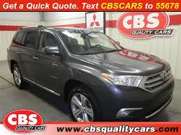 2013 toyota highlander limited accessories best 25 used toyota highlander ideas on used toyota