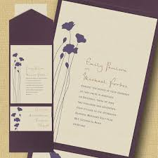 wedding pocket invitations floral wedding pocket invitations flamingo