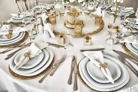 set table to dinner formal dining table set up dining room ideas