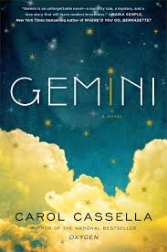 gemini a novel carol cassella 9781451627930 books