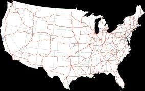 map usa driving distances maps directions usa nlep louisiana economic