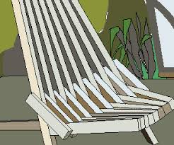 Wood Folding Chair Plans Free by Kentucky Chair Project Book Page 1