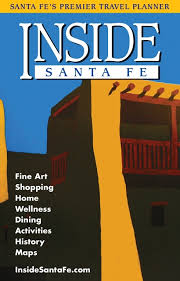 New Mexico travel planners images Inside santa fe santa fe 39 s premier travel planner jpg