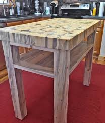 butcher block series u2014 colorado tables