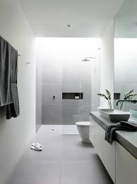 Bathroom Floor To Roof Charcoal by 35 Enviable Master Bathrooms By Popular Designers