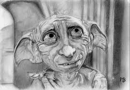 dobby drawing martin barber