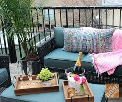 Outdoor Furniture For Small Patio by Patio Furnishing Ideas U2013 Smashingplates Us