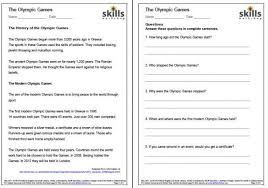 all worksheets olympic games worksheets printable worksheets
