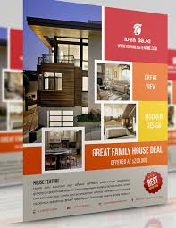 real estate flyer examples 40 professional real estate flyer templates