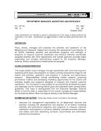 Objective Resume Statements Objectives For Marketing Resume Resume Objectives For Office