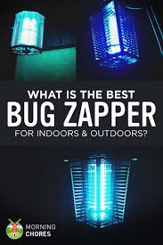 light bulb bug zapper reviews 7 best bug zappers for indoors and outdoors reviews comparisons