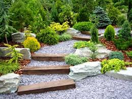diy landscaping ideas easy with low budget simple garden trends
