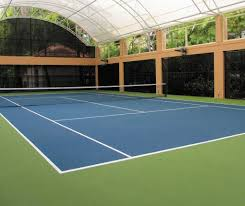 Dynamic Sports Flooring by California Sports Surfaces