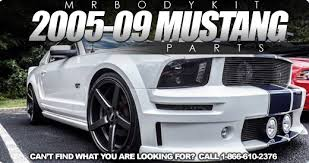 2006 ford mustang aftermarket parts 05 09 mustang mrbodykit com the most diverse mustang bodykits