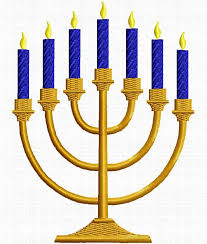 7 candle menorah free embroidery designs embroidery designs
