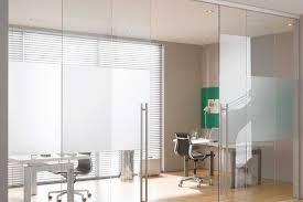glass door wall self closing glass office doors avanti systems usa