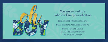 baby shower invitations evite