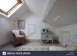 Schlafzimmer Im Dachgeschoss Skylight Attic Stockfotos U0026 Skylight Attic Bilder Alamy