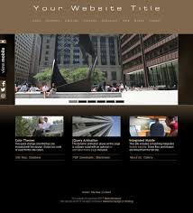 volvo website html web template plus mobile photography business with drop menus
