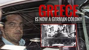 greece is now a german colony youtube