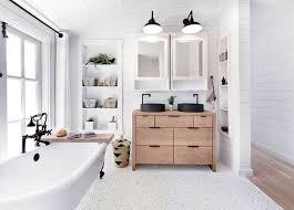 Modern Farmhouse Bathroom 25 Fresh Farmhouse Bathroomsbecki Owens