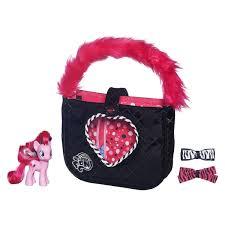 my pony purse my pony purse set pinkie pie brushable pony mlp merch