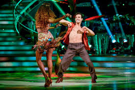 Six Flags Dance Song Danny Mac Makes Strictly Come Dancing History As He Bags Another