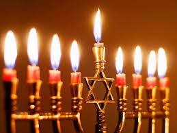 outdoor hanukkah menorah chanukah menorah lighting in fairfield dec 14 fairfield ct patch