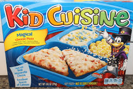 cuisine pizza kid cuisine magical cheese pizza review