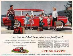 car advertisement family madness 6 classic car ads featuring the entire clan the