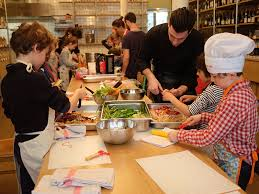 stages de cuisine ateliers stages vacances ile de familiscope fr