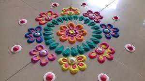 simple and easy rangoli designs simple craft ideas