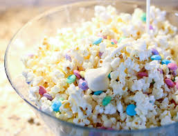 popcorn favor bags she s ready to pop scissors spatulas