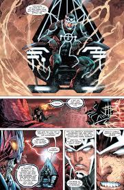 Mobius Chair Dc Comics Darkseid War Kick Off Spoilers U0026 Review Justice League