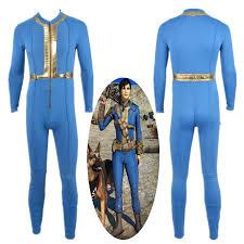 fallout vault jumpsuit fallout 3 unisex jumpsuit vault suit costume