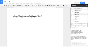 Google Docs Table 40 Google Docs Tips To Become A Power User