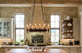 Wood Range Hood Small Neutral Kitchen Ideas With Cabinets And Island Wooden