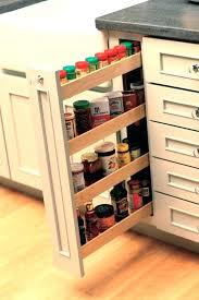 kitchen spice organization ideas kitchen spice storage pull out racks for kitchen cabinets best spice