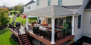 delightful covered back porch ideas porch roof designs covered
