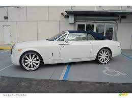 roll royce phantom drophead coupe english white 2009 rolls royce phantom drophead coupe exterior