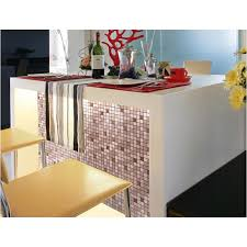 metallic kitchen backsplash tile mosaic stickers brushed interior aluminum wall panels metal