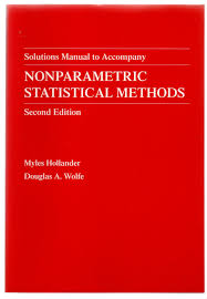 nonparametric statistical methods solutions manual by douglas