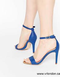 aldo 2017 shoes women u0027s aldo ridia blue metal barely there